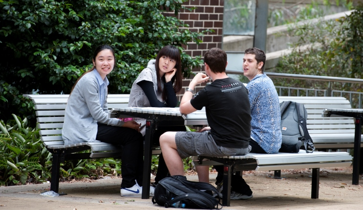 Macquarie makes the grade as one of the world's most international universities