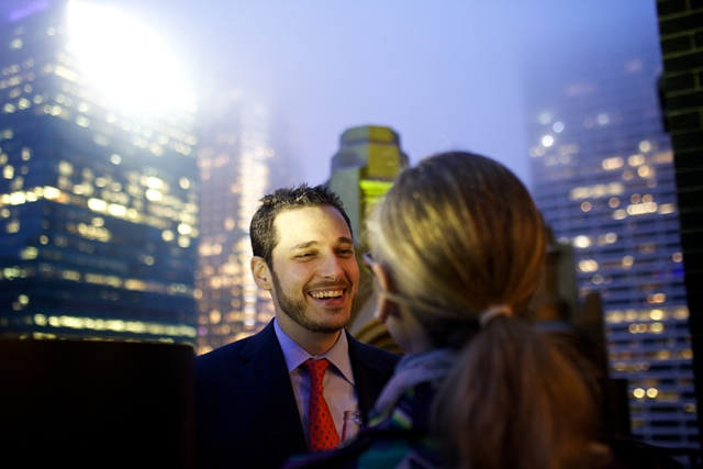 Macquarie Jubilee Alumni Reception, New York City, Thursday 15 May 2014