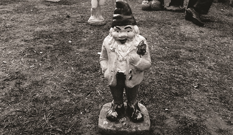 The great garden gnome hunt