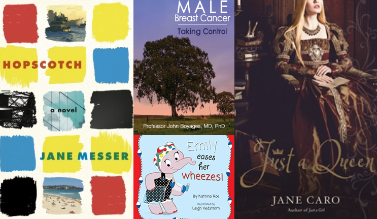 The latest books to hit the shelves