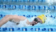 Swimmer Laura Crockart has qualified for the Glasgow Commonwealth Games.