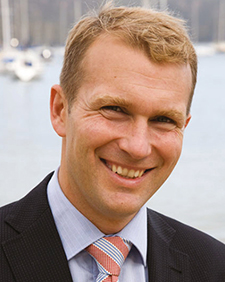 The Hon Rob Stokes MP