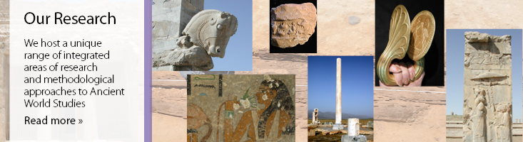 Ancient history homepage banner research