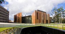 Macquarie University Library - we are in the top two per cent of universities globally